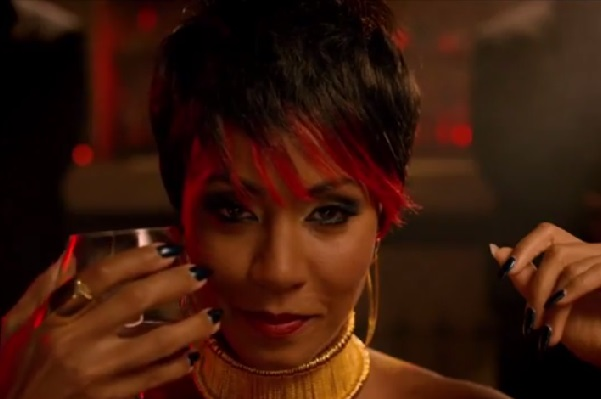VIDEO  Jada Pinkett Smith on  Gotham    It Was Like I Have to Do It Jada Pinkett Smith Gotham